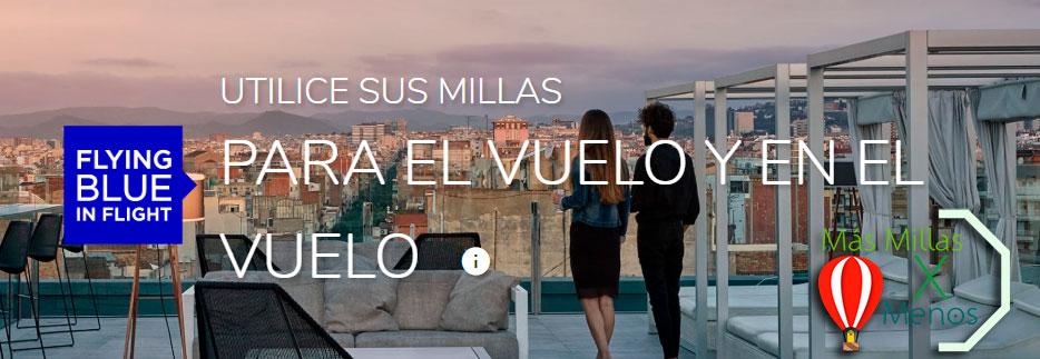 premios promo flying blue octubre 2018 m s millas por menos. Black Bedroom Furniture Sets. Home Design Ideas